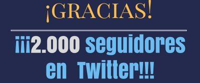 Gracias2000seguidores