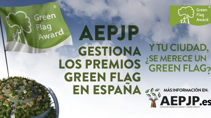 Portada De Nota De Prensa De Green Flag Awards De AEPJP