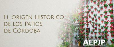 El Origen Histórico De Los Patios De Córdoba Portada