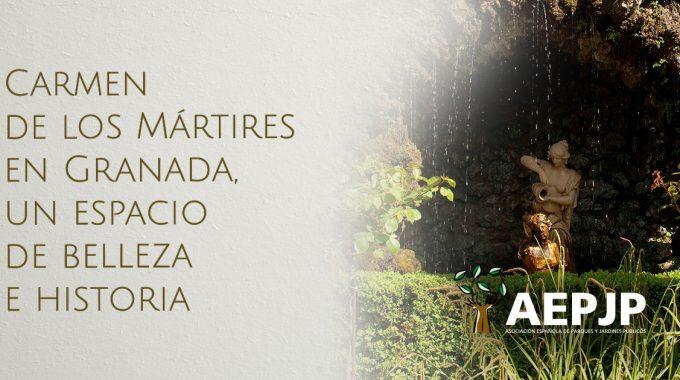 Portada Carmen De Los Mártires En Granada
