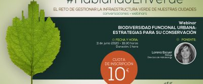 Portada #HablandoEnVerde Biodiversidad