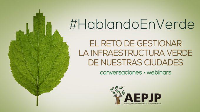 Portada #HablandoEnVerde
