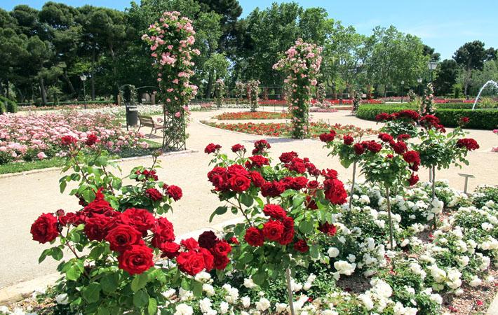 jardines históricos de España jardines del real en Valencia