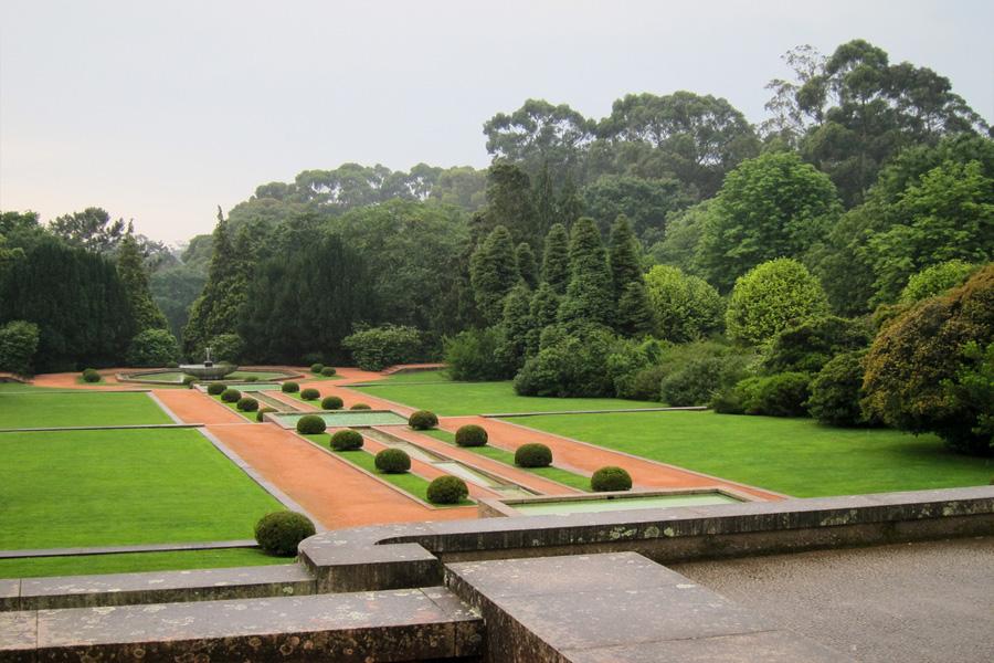 jardín serralves