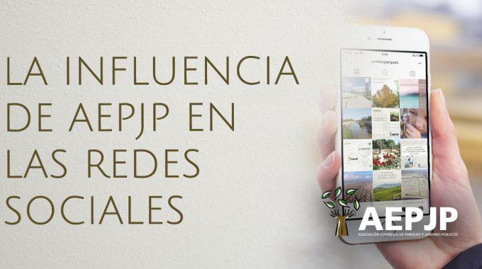 Portada La Influencia De AEPJP En Las Redes Sociales