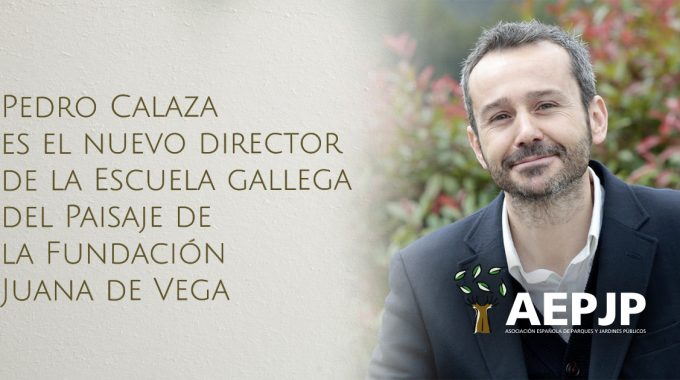 Portada Pedro Calaza Es En El Nuevo Director De La Escuela Gallega Del Paisaje