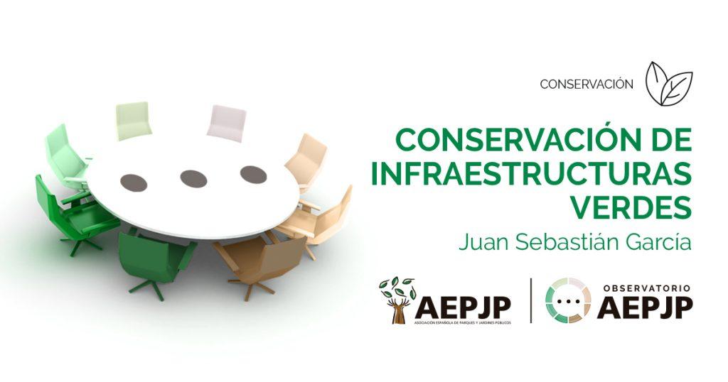 Portada observatorio conservación de infraestructuras verdes