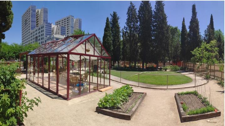 jardin terapeutico