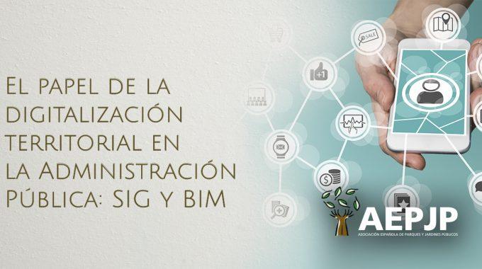 Portada El Papel De La Digitalización Territorial En La Administración