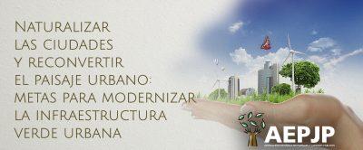 Portada Naturalizar Las Ciudades Y Reconvertir El Paisaje Urbano
