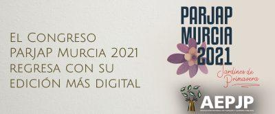 Portada Nota De Prensa Congreso PARJAP Murcia 2021