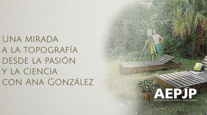 Portada Ana González Topógrafa