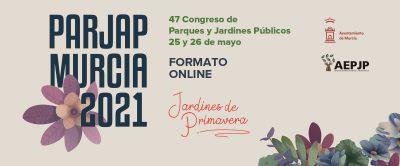 Portada Programa Parjap Murcia 2021