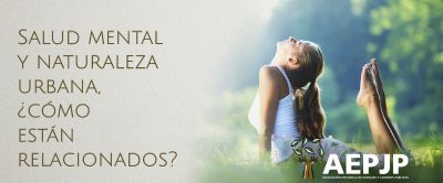 Portada Relación Entre Salud Mental Y Naturaleza Urbana