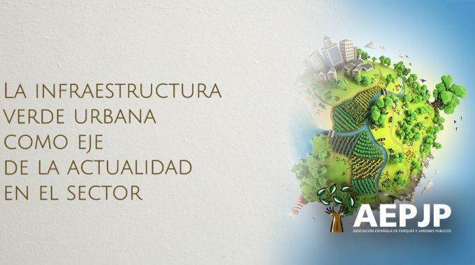 Portada La Infraestructura Verde Urbana Como El Centro De La Actualidad En El Sector