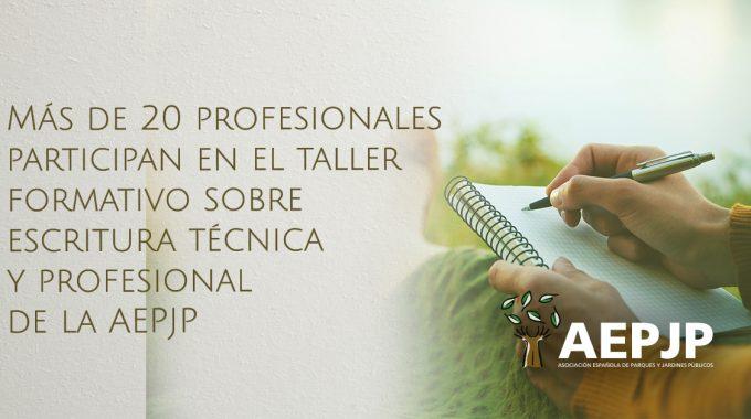 Portada Más De 20 Profesionales Participan En El Taller Formativo