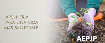 Portada Jardinería Para Una Vida Más Saludable