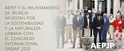 Portada Congreso Parjap Murcia 2021 Final