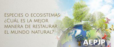 Portada Especies O Ecosistemas