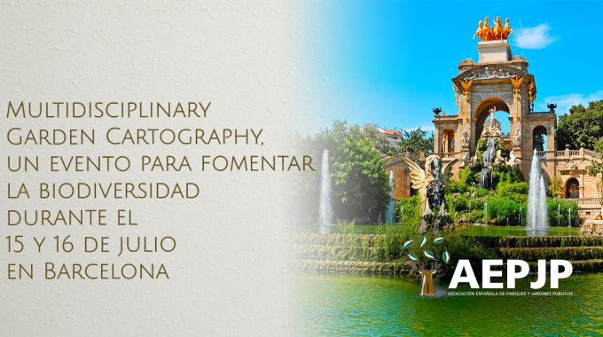 Portada Multidisciplinary Garden Cartography