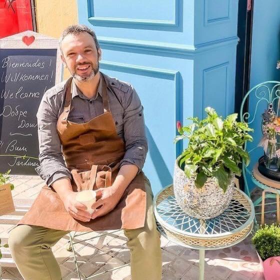 David Navarro El buen jardinero