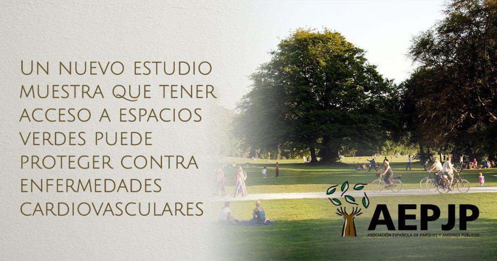 portada estudio espacios verdes