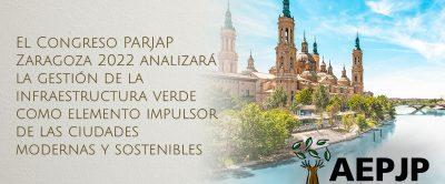Portada Congreso Parjap Zaragoza 2022