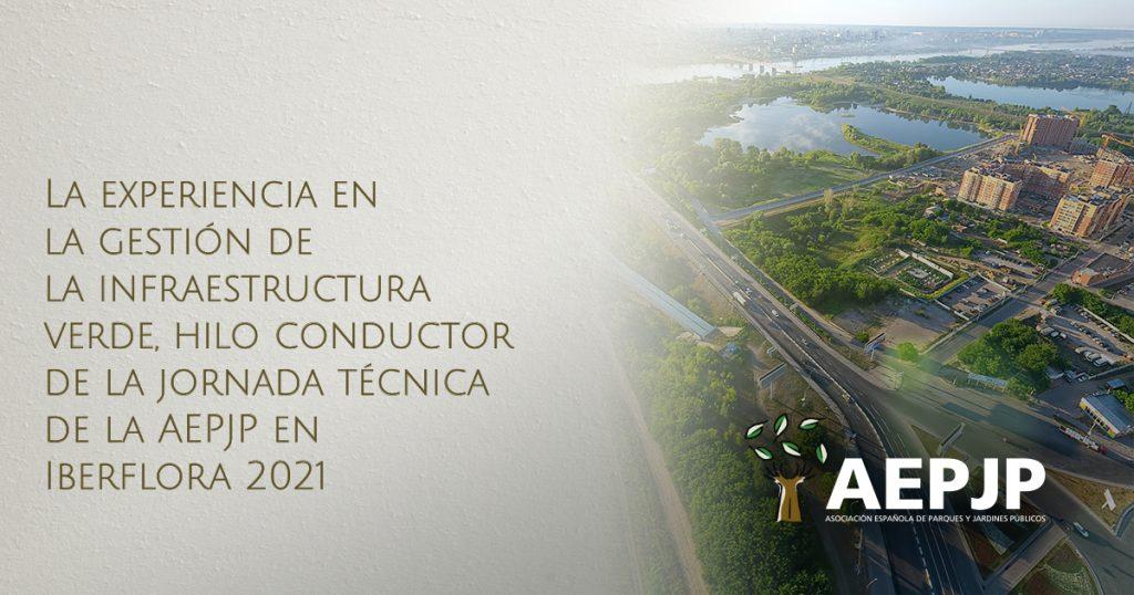 portada jornada iberflora aepjp 2021